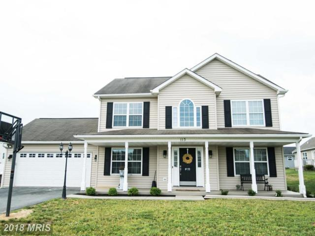 113 Escalade Lane, Martinsburg, WV 25403 (#BE10275241) :: Keller Williams Pat Hiban Real Estate Group