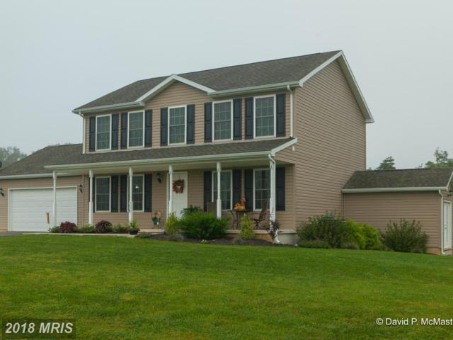 258 Chisholm Drive, Hedgesville, WV 25427 (#BE10332534) :: Browning Homes Group
