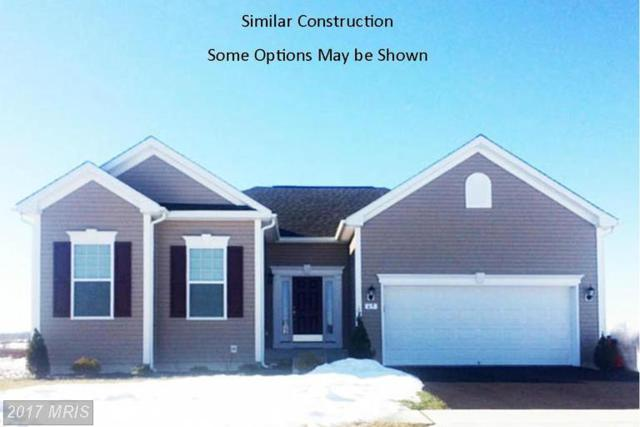 0 Bray Drive Juniper 2 Plan, Bunker Hill, WV 25413 (#BE9890874) :: Pearson Smith Realty