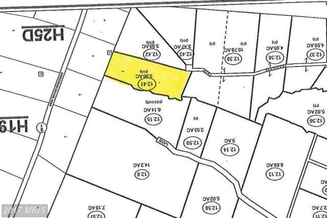 Pink Dogwood Lane, Hedgesville, WV 25427 (#BE9903929) :: LoCoMusings