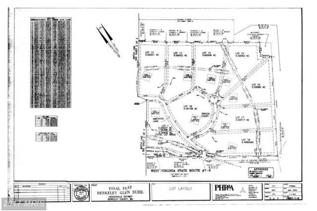 Zircon Court, Hedgesville, WV 25427 (#BE9913392) :: LoCoMusings