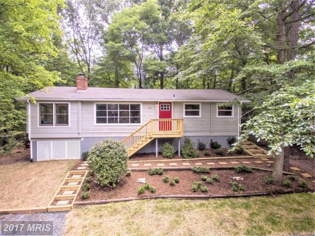 446 Comstock Drive, Lusby, MD 20657 (#CA10030446) :: Pearson Smith Realty