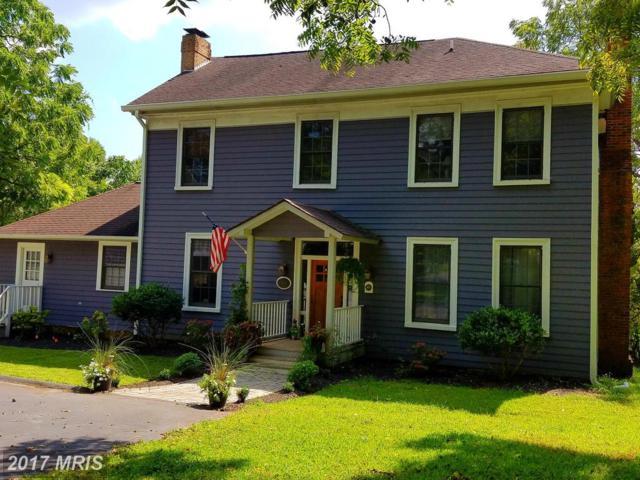 1380 Wagner Street, Saint Leonard, MD 20685 (#CA10054110) :: LoCoMusings