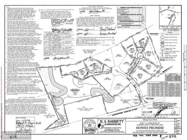 6406 Edith Lane, Huntingtown, MD 20639 (#CA10134800) :: Pearson Smith Realty