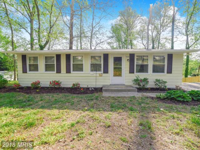 5449 Laurel Trail, Saint Leonard, MD 20685 (#CA10231124) :: Gail Nyman Group