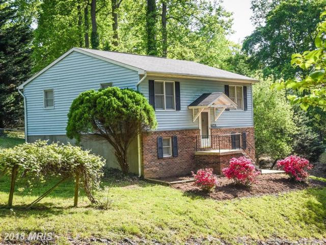 8175 Sycamore Road, Lusby, MD 20657 (#CA10237871) :: The Gus Anthony Team