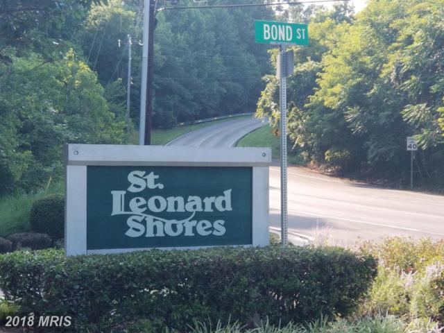 7501 Bond Street, Saint Leonard, MD 20685 (#CA10302047) :: The Hagarty Real Estate Team