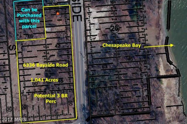 6336 Bayside Road, Chesapeake Beach, MD 20732 (#CA9945504) :: LoCoMusings