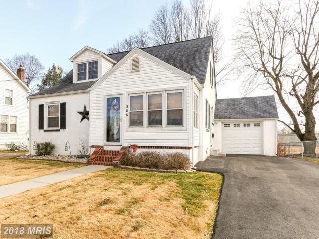 306 Pennsylvania Avenue, Elkton, MD 21921 (#CC10156315) :: Keller Williams Pat Hiban Real Estate Group