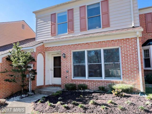 124 Huckleberry Drive, La Plata, MD 20646 (#CH10063753) :: The Putnam Group