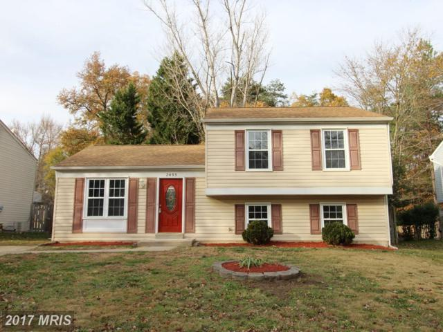 2455 Yardley Court, Waldorf, MD 20602 (#CH10104371) :: Wilson Realty Group