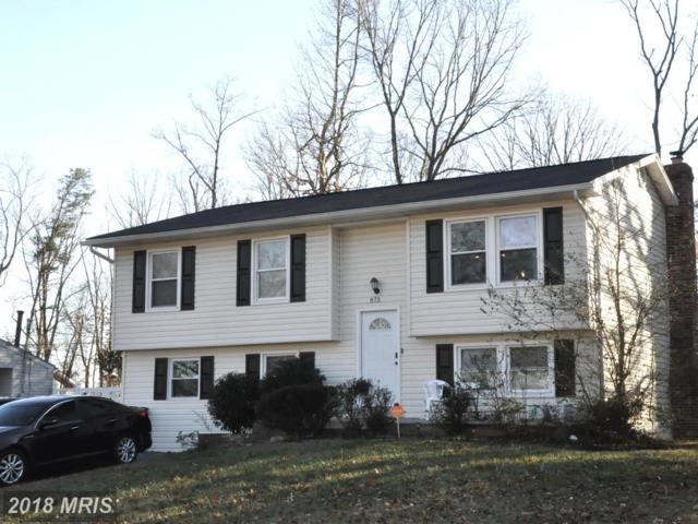 873 Copley Avenue, Waldorf, MD 20602 (#CH10134358) :: Keller Williams Preferred Properties