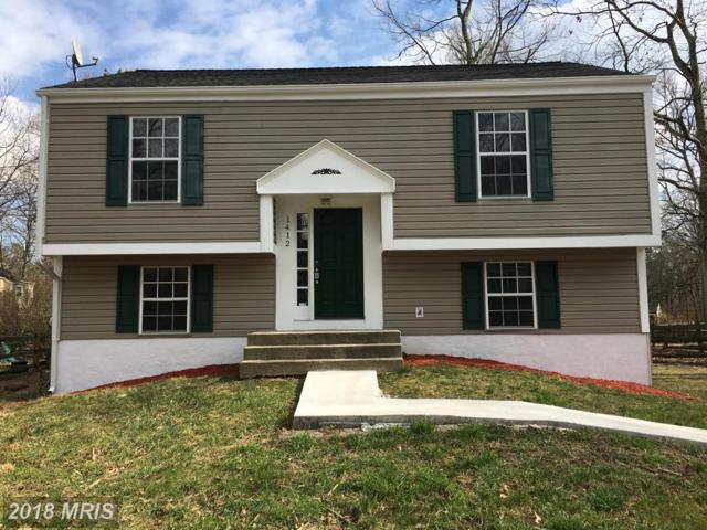 1412 Boswell Court, Waldorf, MD 20602 (#CH10176437) :: Dart Homes