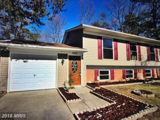 1103 Bannister Circle, Waldorf, MD 20602 (#CH10192434) :: Advance Realty Bel Air, Inc