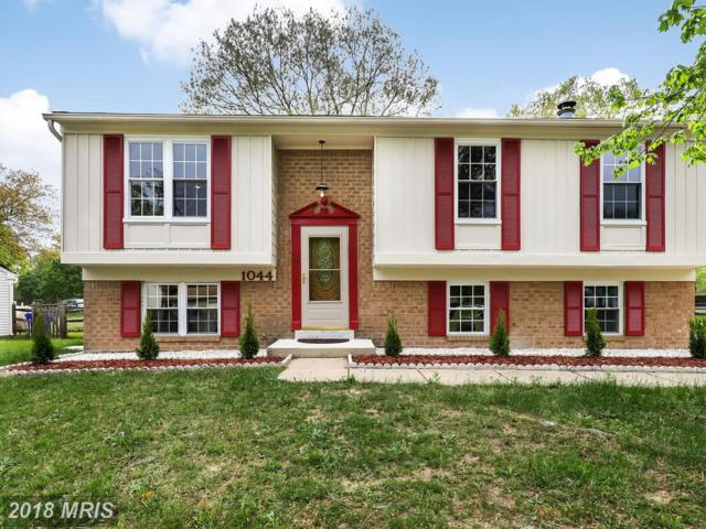 1044 Bannister Circle, Waldorf, MD 20602 (#CH10233803) :: Advance Realty Bel Air, Inc