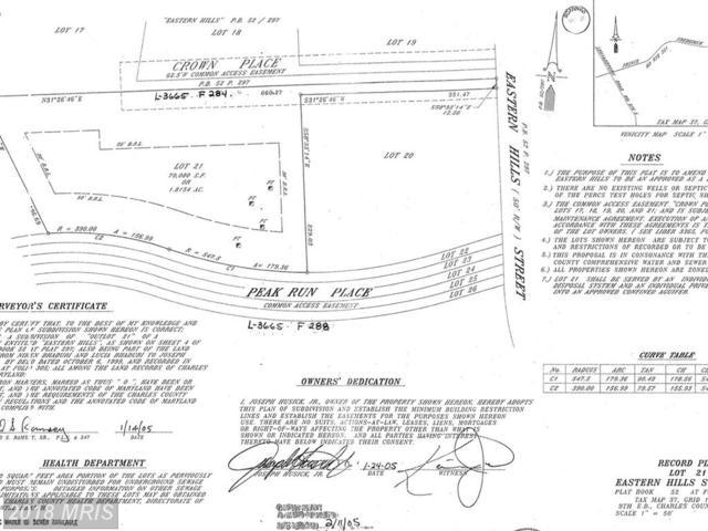 16410 Crown Place, Hughesville, MD 20637 (#CH10238811) :: Eric Stewart Group