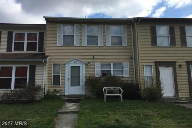 328 Woodside Place, Waldorf, MD 20601 (#CH9894806) :: LoCoMusings