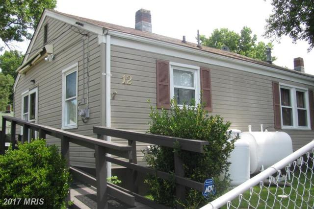 12 Circle Avenue #12, Indian Head, MD 20640 (#CH9982719) :: LoCoMusings