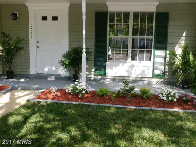 1549 Pin Oak Drive, Waldorf, MD 20601 (#CH9997487) :: Pearson Smith Realty