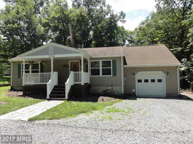 106 Pine Grove Road, Bluemont, VA 20135 (#CL10014945) :: Pearson Smith Realty