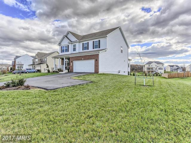 504 Burwell Court, Berryville, VA 22611 (#CL10104175) :: Dart Homes