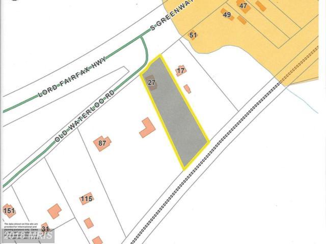 27 Old Waterloo Road, Boyce, VA 22620 (#CL10158293) :: Keller Williams Pat Hiban Real Estate Group