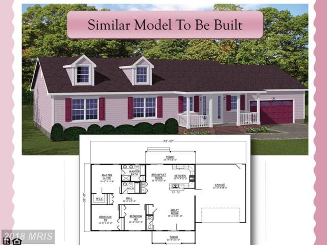 Maplewood Lot 3 Drive, Ridgely, MD 21660 (#CM10166135) :: RE/MAX Coast and Country