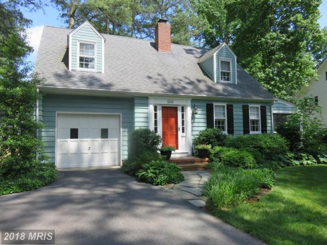 509 2ND Street, Denton, MD 21629 (#CM10260460) :: RE/MAX Coast and Country