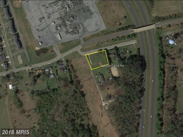 906 Old Camp Road, Denton, MD 21629 (#CM10267004) :: RE/MAX Coast and Country