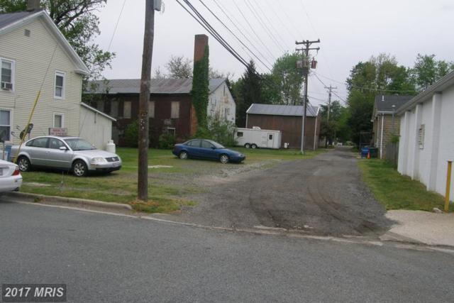 W 1ST Street, Ridgely, MD 21660 (#CM9921724) :: Pearson Smith Realty