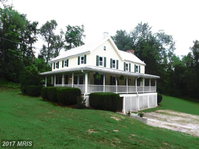 4166 Middleburg Road, Union Bridge, MD 21791 (#CR10006532) :: Pearson Smith Realty