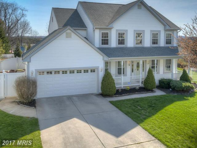 699 Garden Court, Westminster, MD 21157 (#CR10007429) :: Pearson Smith Realty