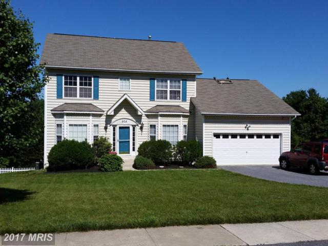 808 Festival Avenue, Mount Airy, MD 21771 (#CR10011177) :: LoCoMusings