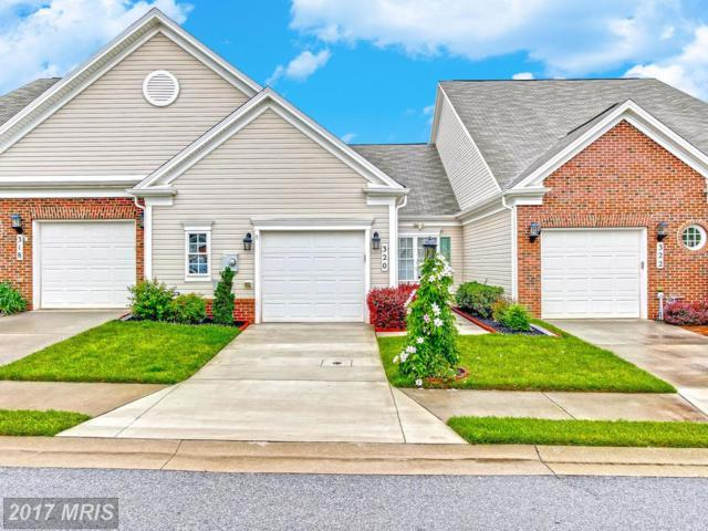 320 Butterfly Drive #75, Taneytown, MD 21787 (#CR10020137) :: Pearson Smith Realty