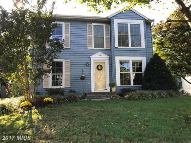 1630 Brimfield Circle, Sykesville, MD 21784 (#CR10046778) :: Pearson Smith Realty