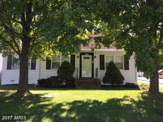 815 Washington Road, Westminster, MD 21157 (#CR10053258) :: Pearson Smith Realty