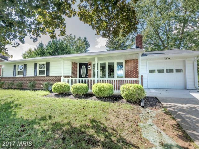 708 Franklin Avenue, Westminster, MD 21157 (#CR10053703) :: Pearson Smith Realty