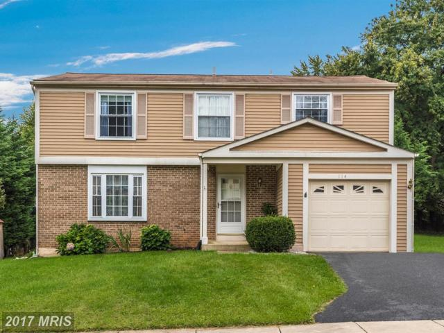 114 Cloverdale Court, Mount Airy, MD 21771 (#CR10058456) :: LoCoMusings