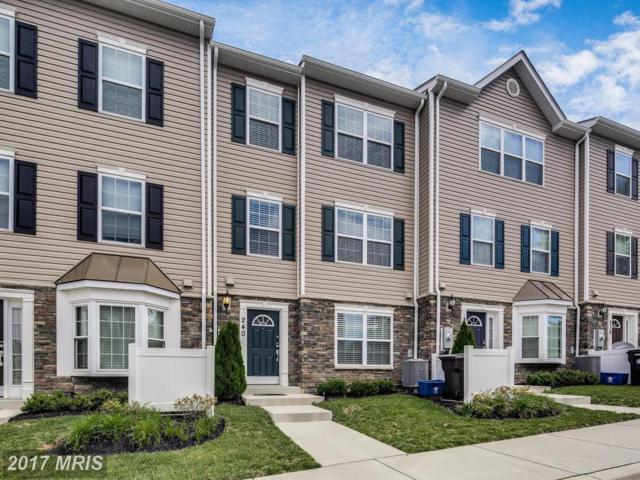 6515 Dundee Drive #240, Eldersburg, MD 21784 (#CR10065364) :: ExecuHome Realty