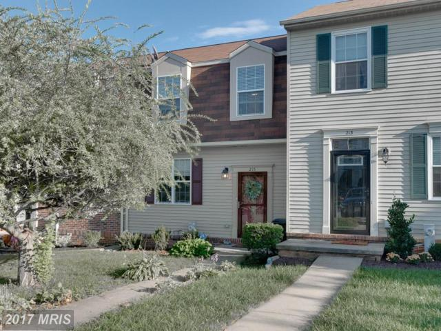 215 Gallatin Court, Westminster, MD 21157 (#CR10081993) :: LoCoMusings