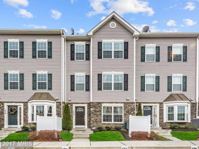 1819 Cassandra Drive #172, Eldersburg, MD 21784 (#CR10111472) :: RE/MAX Advantage Realty