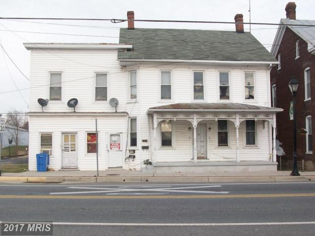 127 Baltimore/129,131 Street, Taneytown, MD 21787 (#CR10114943) :: Pearson Smith Realty