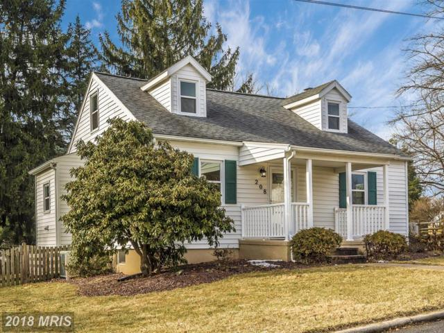 208 Oak Street, Mount Airy, MD 21771 (#CR10125094) :: Charis Realty Group