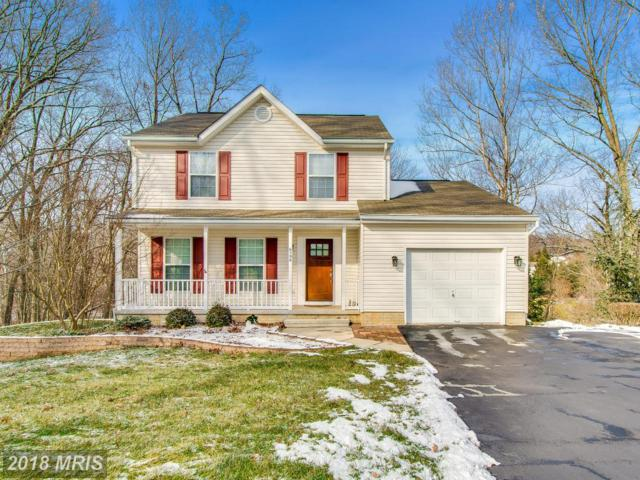 6598 Wicklow Drive, Eldersburg, MD 21784 (#CR10128680) :: The Savoy Team at Keller Williams Integrity