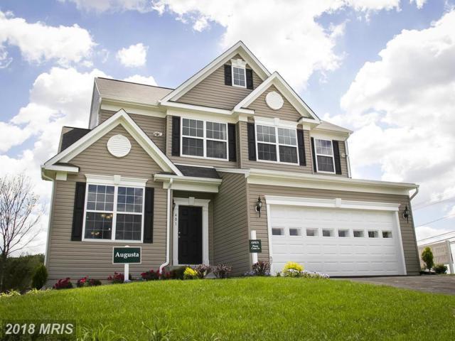 3 Kenan Street, Taneytown, MD 21787 (#CR10133324) :: Browning Homes Group
