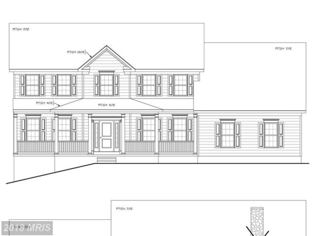 11-LOT Luetta Court, Hampstead, MD 21074 (#CR10133669) :: The Gus Anthony Team