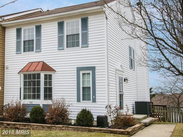 428 Spalding Court, Westminster, MD 21158 (#CR10156513) :: The Bob & Ronna Group