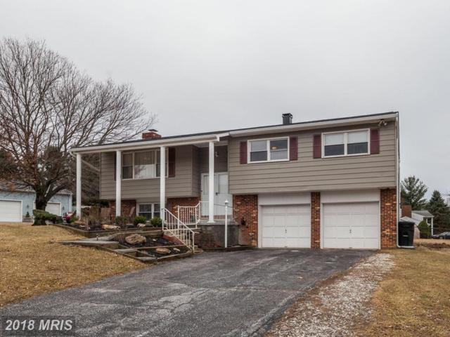 1609 Carriage Hill Drive, Westminster, MD 21157 (#CR10159103) :: The Bob Lucido Team of Keller Williams Integrity