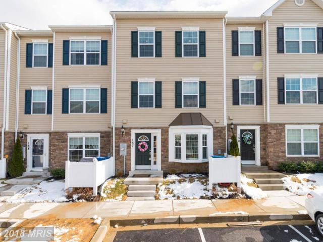 1821 Cassandra Drive #157, Eldersburg, MD 21784 (#CR10160278) :: Keller Williams Pat Hiban Real Estate Group
