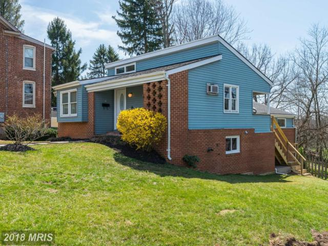 14 George Street, Westminster, MD 21157 (#CR10208265) :: The Bob & Ronna Group